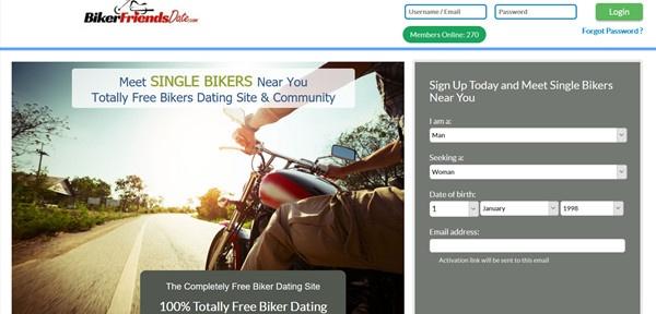 biker friends date