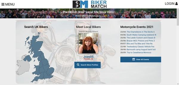 biker match