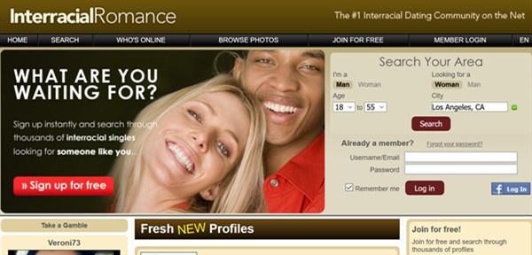 interracial romance