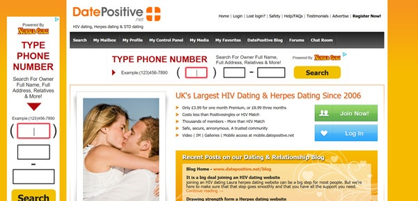 date positive