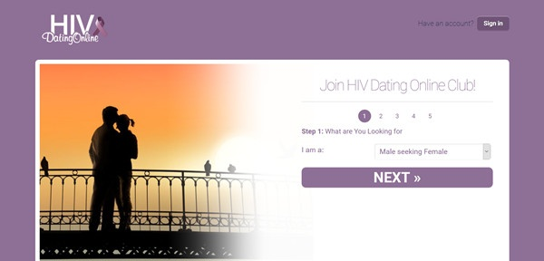 hiv dating online